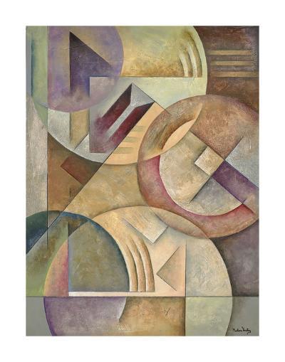 Spheres of Thought II-Marlene Healey-Art Print