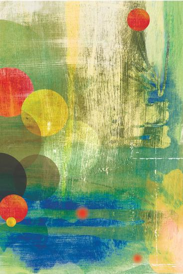 Spherical V-Andrew Michaels-Art Print