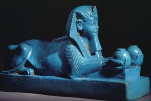 Sphinx of Amenhotep III, 15th-14th Century BC
