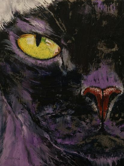 Sphynx Cat-Michael Creese-Art Print