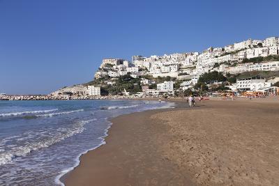 Spiaggia Di Jalillo Beach, Peschici, Gargano, Foggia Province, Puglia, Italy, Europe-Markus Lange-Photographic Print