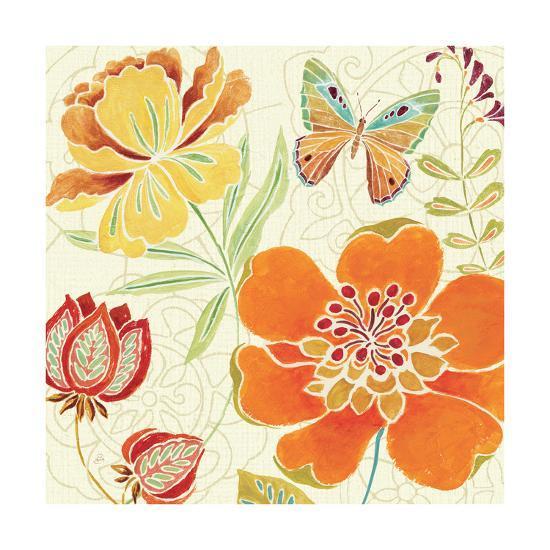 Spice Bouquet II-Daphne Brissonnet-Art Print