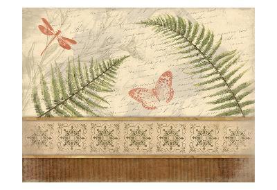 Spice Ferns-Jace Grey-Art Print
