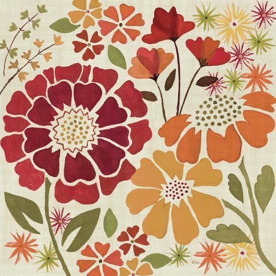Spice Garden I-Veronique Charron-Art Print
