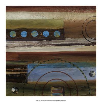Spice Impressions II-Irena Orlov-Art Print