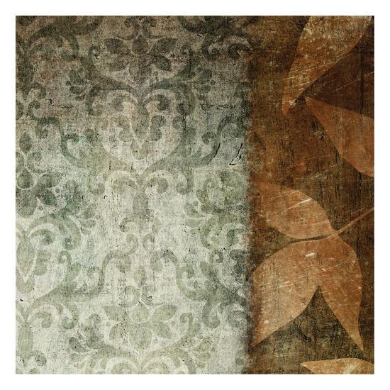 Spice Leaves 1A-Kristin Emery-Art Print