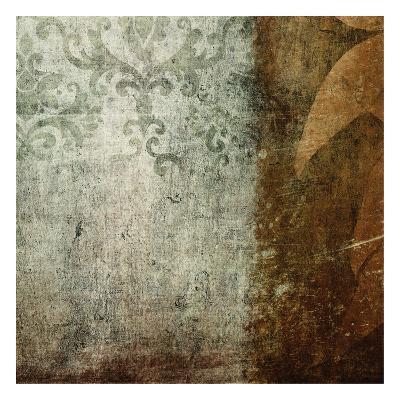 Spice Leaves 1C-Kristin Emery-Art Print