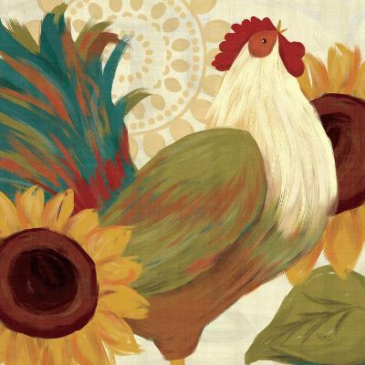 Spice Roosters I-Veronique Charron-Art Print