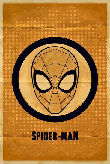 Spider-Man Graphic--Art Print