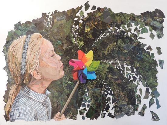 Spin-Kirstie Adamson-Giclee Print