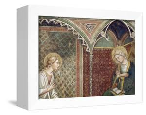 Annunciation by Spinello Aretino