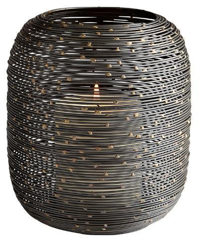 Spinneret Iron Candleholder - Large--Home Accessories