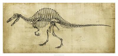 Spinosaurus Study-Ethan Harper-Giclee Print