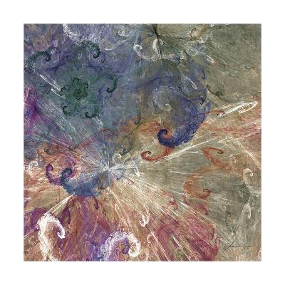 Spinout Tiles IV-James Burghardt-Art Print