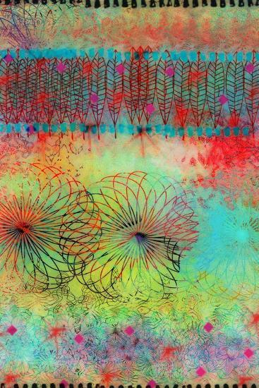 Spiral I-Ricki Mountain-Art Print