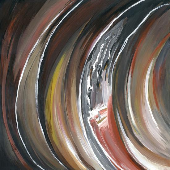 Spiral of Belief I--Art Print