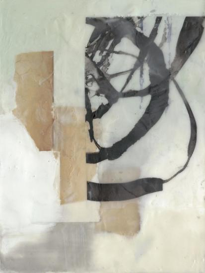 Spiral Slice I-Jennifer Goldberger-Premium Giclee Print