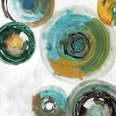 Spirals I-Tom Reeves-Art Print