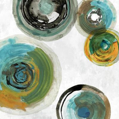 Spirals II-Tom Reeves-Art Print