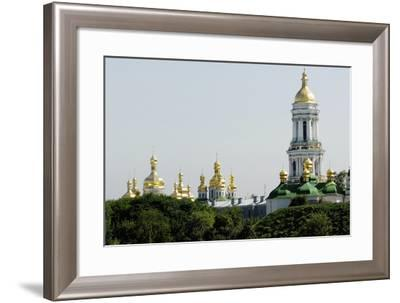 Spires of Church-Design Pics Inc-Framed Photographic Print