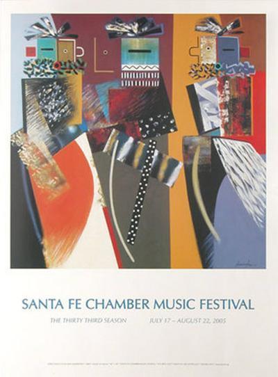 Spirit Dance-Dan Namingha-Art Print