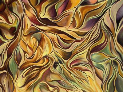 Spirit in Motion-Hyunah Kim-Art Print