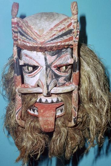 Spirit Mask from New Ireland. Artist: Unknown-Unknown-Giclee Print