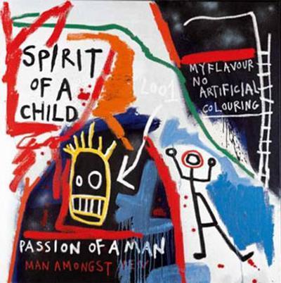 Spirit of a Child-Steve Davids-Art Print
