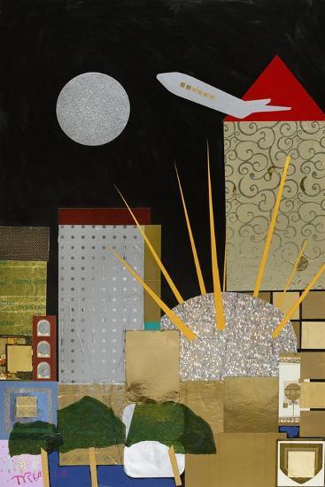 Spirit of Docklands, 2009-Frances Treanor-Giclee Print