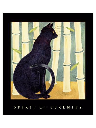 Spirit Of Serenity 1-Sybil Shane-Art Print