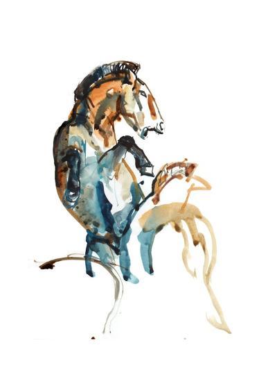 Spirit (Przewalski), 2013-Mark Adlington-Giclee Print
