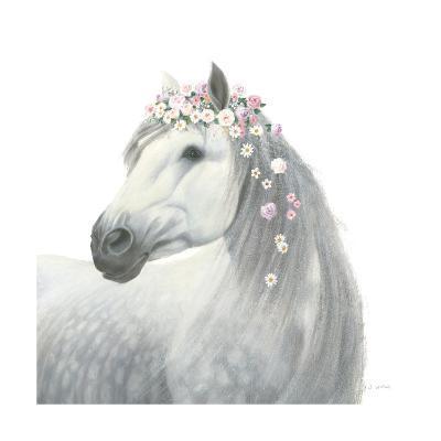 Spirit Stallion II Square-James Wiens-Art Print