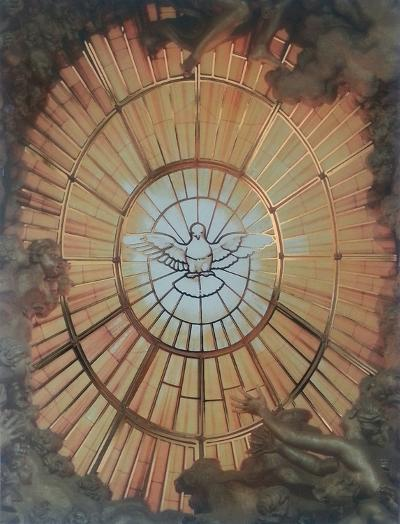 Spirito Santo--Art Print