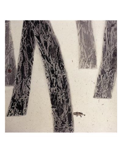 Spirits in the Heaven and Earth Series, No.18-Xu Bin-Giclee Print