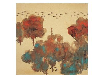 Spirits in the Heaven and Earth Series, No.9-Xu Bin-Giclee Print