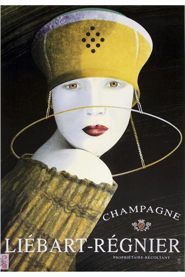 Spirits022-Vintage Lavoie-Giclee Print