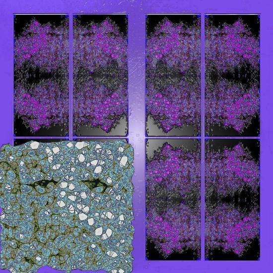 Spiritual Brainwaves-Dorothy Berry-Lound-Giclee Print