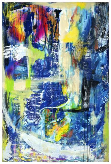 Spiritual Graffiti I-Jodi Fuchs-Giclee Print