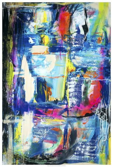 Spiritual Graffiti II-Jodi Fuchs-Giclee Print