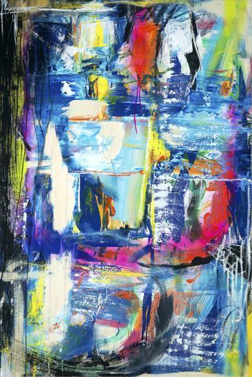Spiritual Graffiti II-Jodi Fuchs-Art Print