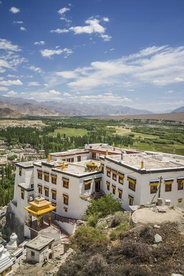 Spituk Monastery, near Leh-Guido Cozzi-Photographic Print