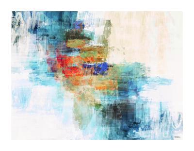 Splash II-Michael Tienhaara-Giclee Print