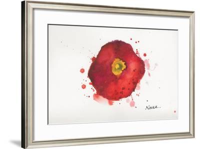 Splash III-Shirley Novak-Framed Art Print