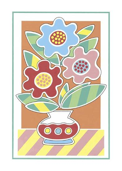 Splash of Colour III-Enrique Hormigos-Art Print