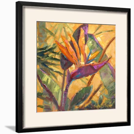 Splash of the Tropics I-Nanette Oleson-Framed Photographic Print