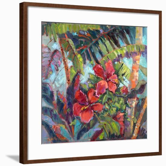 Splash of the Tropics II-Nanette Oleson-Framed Art Print