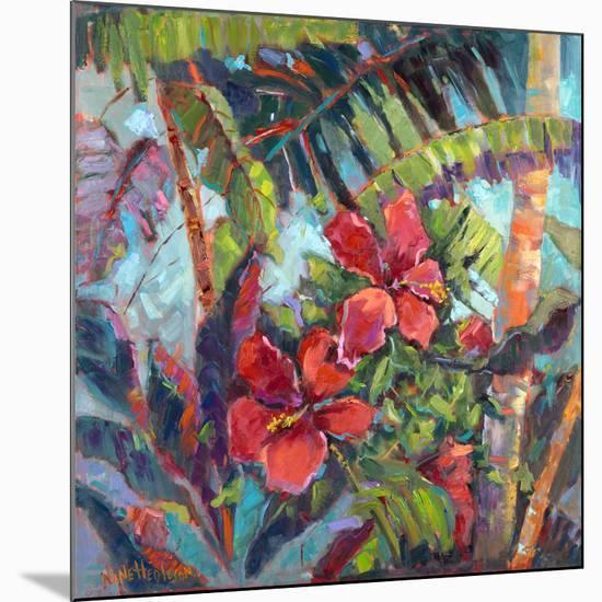 Splash of the Tropics II-Nanette Oleson-Mounted Art Print