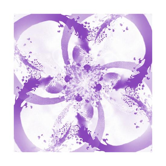 Splash Rings 2 - Recolor-Travis Winn-Premium Giclee Print