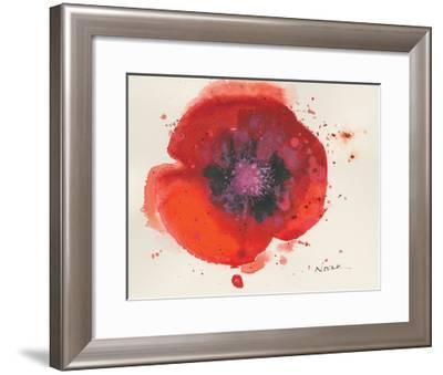 Splash V-Shirley Novak-Framed Art Print