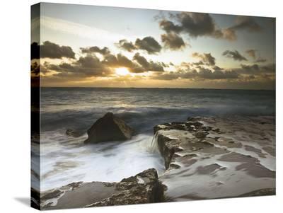 Spledid Sunrise-Assaf Frank-Stretched Canvas Print